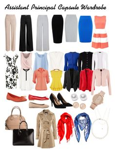 Assistant Principal Capsule Wardrobe by lauren-elizabeth-atterbery on Polyvore featuring polyvore, fashion, style, Cameo Rose, 3.1 Phillip Lim, maurices, MANGO, Alexander McQueen, Uniqlo, Anna Field, J.W. Anderson, Emilio Pucci, Jaeger, Tome, Lipsy, Office, Chloé, Barneys New York, Coach, ALDO, Nouv-Elle, Saachi, Belpearl, Jennifer Zeuner, Halogen, Etro and The Pretty Dress Company