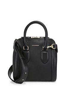 Alexander McQueen - Heroine Medium Shoulder Bag