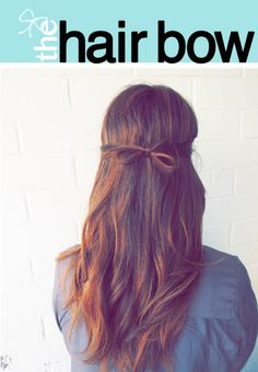 41 How to Make Hair Bows {Babies, Teens, and You!}