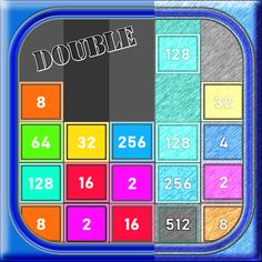 Doubles a very addictive and entertaining game. Double the tiles to get 1024. Google Play, Tiles, Addiction, How To Get, Entertaining, App, Android Apps, Songs, Games