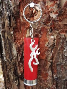 Shotgun shell key chain with deer charm by SouthernTouchDesigns Country Girl Style, Country Girls, Shotgun Shell Crafts, Shotgun Shells, Cute Jewelry, Unique Jewelry, Jewlery, Deer Pictures, Hunting Camo