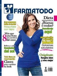 Revista #Farmatodo - Abril 2014