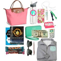 travel day! what to pack in your carry-on