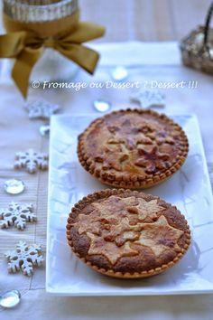 Fromage ou Dessert ? Dessert !!!: Mini Galettes et tartelettes frangipane à la framb...