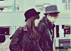 KHUNTORIA STYLE! Nichkhun Victoria, Lee Min Ho News, Song Qian, We Get Married, Korean, Songs, Couples, Style, Fashion