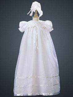 d647b1a1e 57 Best Christening for Girls images   Baptism dress, Baptism gown ...
