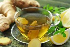 Ingwer Tee selbst gemacht Rezept
