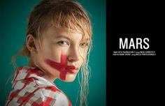 MARS with NARS by Raudha Raily Mahmud, via Behance
