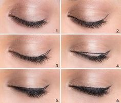 6 Steps to the Purrfect Cat Eye: From Cleopatra to Adele, this iconic makeup look can take you from innocent to bombshell with a simple sultry flick of a black eyeliner pen.