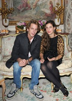 Andrea Casiraghi and Tatiana Santo Domingo to marry on 31 August 2013