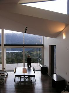 Beautiful House on the Mountain by Alric Galindez Architects | HomeDSGN