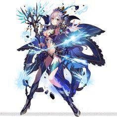 Anime Art Fantasy, Fantasy Kunst, Fantasy Girl, Game Character Design, Fantasy Character Design, Character Art, Anime Angel, Fantasy Characters, Anime Characters