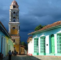 Trinidad is a charming but touristy colonial town  three to four hours away from Havana