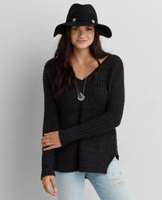 A comfy update to your favorite cable-knit sweater, crafted for any adventure.  Shop the AEO Sedona Sweater  from American Eagle Outfitters. Check out the entire American Eagle Outfitters website to find the best items to pair with the AEO Sedona Sweater .