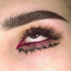 Картинка с тегом «Braun, Augen und Fotografie Edgy Makeup, Gothic Makeup, Grunge Makeup, Eye Makeup Art, Cute Makeup, Pretty Makeup, Makeup Inspo, Makeup Inspiration, Makeup Tips