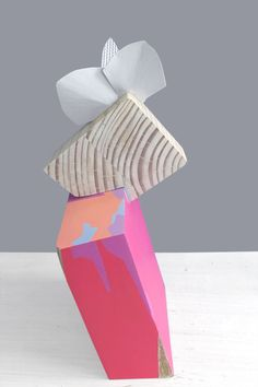 Archimprobable2- sculpture - techniques mixtes - 2016©Jaja