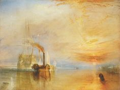 Turner Paintings: Another guy who just gets me going. A totally different style than my own but still an inspiration.
