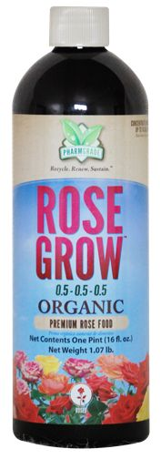 ROSE GROW™ IS A CONCENTRATED FORMULA SPECIFICALLY DESIGNED TO IMPROVE THE STRENGTH AND VIGOR OF YOUR ROSE GARDEN. ROSE GROW™ COMBINES THE BENEFITS OF NATURAL NUTRIENTS, BENEFICIAL MICROBIOLOGY, AND HUMIC ACIDS TO FORTIFY YOUR ROSES.