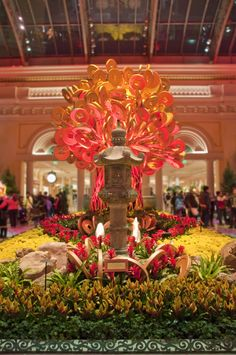 Bellagio Conservatory, Las Vegas (Always different and so beautiful. Love this part of the hotel.) - Learn all about My First Hacked Travel Trip (to Las Vegas) and how I saved $1,023.88 http://travelnerdnici.com/first-hacked-travel-trip-las-vegas/ - Explore the World with Travel Nerd Nici, one Country at a Time. http://TravelNerdNici.com