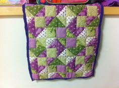 Placemat  Quilt  Home Decor  Quilted Placemat by QuiltsFor11Q, $20.00