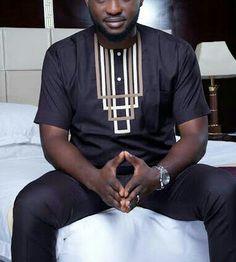 African shirt African clothing Dashiki.African by AnkaraBowTies