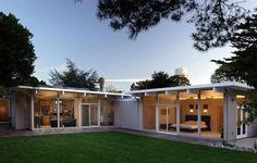 Klopf Architecture - Eichler Addition/Remodel modern exterior