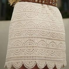#crochetskirt #handmade por pedidos #ventaspanama #ventas507 by modaycrochet