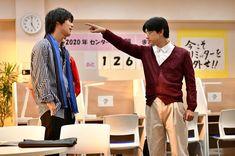 (画像6/13)2人のコント対決が見られるのは「LIFE!」だけ! Taishi Nakagawa, Ryo Yoshizawa, Actors, News, Life, Glasses, Eyewear, Eyeglasses, Eye Glasses