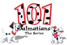 <3 101 Dalmatians: The Series <3 This is where my obsession with Dalmatians comes from, THANK YOU VERY MUCH DISNEY. :')<3
