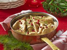Paleo, Lchf, Hummus, Camembert Cheese, Easy, Pudding, Chicken, Ethnic Recipes, Desserts