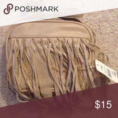 Cato crossbody purse Adorable and brand new tassel crossbody. Cato Bags Crossbody Bags