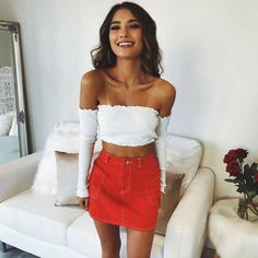 30 Chic Fall Outfit Ideas – Street Style Look. 32 Chic Fashion Ideas That Will Make You Look Great – 30 Chic Fall Outfit Ideas – Street Style Look. Spring Summer Fashion, Spring Outfits, Trendy Outfits, Fashion Outfits, Womens Fashion, Fashion Trends, Fashion Ideas, Fashion Clothes, Winter Outfits