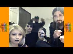 Pentatonix - Spreecast Halloween Edition! - YouTube