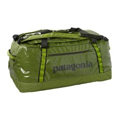 Patagonia Black Hole\u2122 Duffel Bag 90L - Supply Green SPYG