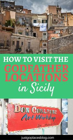 In search of the Godfather Trilogy with the kids in Sicily, Italy Sicily Travel, Italy Travel Tips, Rome Travel, Travel Abroad, Travel Destinations, Best Places In Italy, Things To Do In Italy, Verona Italy, Sicily Italy
