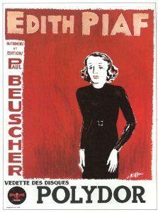 Edith Piaf Art Work
