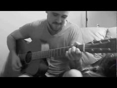 How to play 'Let it go' on guitar - Morgan Cameron Ross