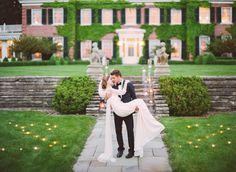 Photography: Yazy Jo - yazyjo.com  Read More: http://www.stylemepretty.com/2014/07/02/romantic-springtime-wedding-inspiration/