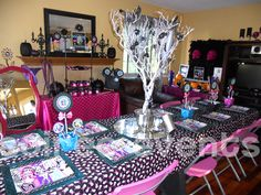 | Monster High Halloween Soireé! | http://soiree-eventdesign.com