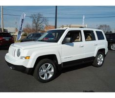 2012 Jeep Patriot, my mommy jeep:)