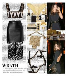 """You try impress her with your money You don't know she got her own money She has an eye for the finer things, I'm Loving your wings, girl, they're fly to me, I Know you seen her in the magazines,"" by labelsoflove ❤ liked on Polyvore featuring David Koma, FAUSTO PUGLISI, Gianvito Rossi, STELLA McCARTNEY, ASOS, Balenciaga, Chloé, Tom Ford, Yves Saint Laurent and Meli Melo"