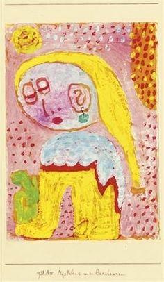by Paul Klee