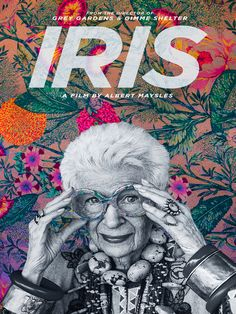Iris by Albert Maysles