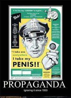 Demotivational Propaganda