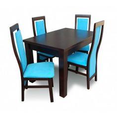 Stół i krzesła Zestaw G60