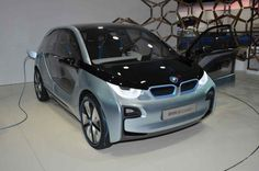 2013 BMW i3 Concept Picture