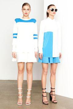 Lookbook: Aires deportivos y una filosofía easy-to-wear, es la propuesta #PreFall2014 de DKNY. http://www.vogue.mx/desfiles/prefall-2014-nueva-york-dkny/7518