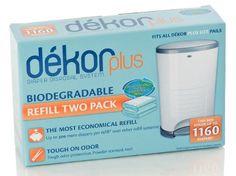 #Diaper #Dekor Refills - Regular Size (2 #Pack)   really love it!   http://amzn.to/HLNlXK