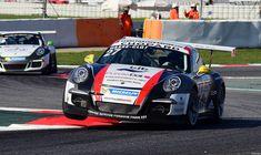 Porsche Carrera, Porsche 911 Gt3, Circuit, Race Cars, Barcelona, Racing, France, Vehicles, Modern