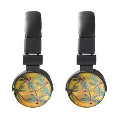 Dragonfly Haze Headphones